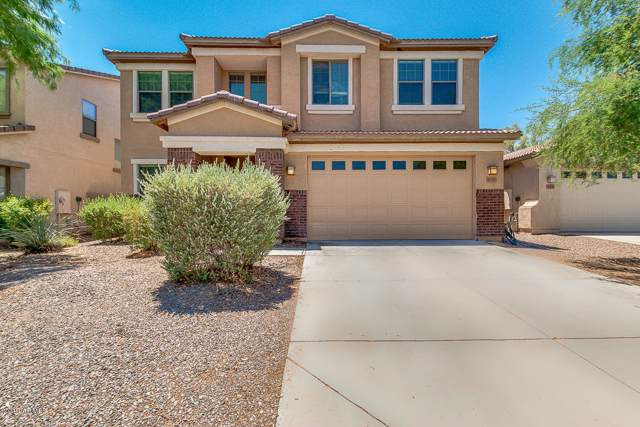 979 E Nickleback Street, San Tan Valley, AZ 85143 (MLS #5966085) :: CC & Co. Real Estate Team