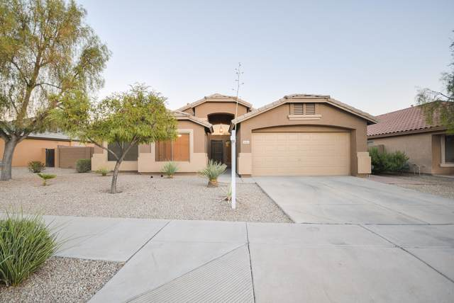16411 W Monroe Street, Goodyear, AZ 85338 (MLS #5966125) :: Revelation Real Estate