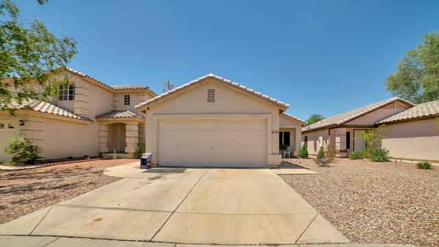 4252 N 111TH Lane, Phoenix, AZ 85037 (MLS #5966156) :: Brett Tanner Home Selling Team
