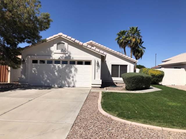102 W Gail Drive, Gilbert, AZ 85233 (MLS #5966180) :: CC & Co. Real Estate Team