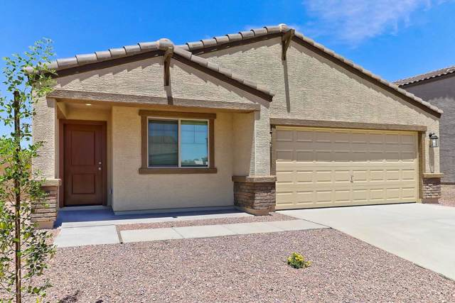 25404 W Mahoney Avenue, Buckeye, AZ 85326 (MLS #5966194) :: CC & Co. Real Estate Team