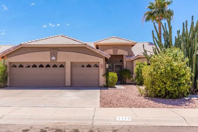 1413 E San Remo Avenue, Gilbert, AZ 85234 (MLS #5966212) :: Team Wilson Real Estate