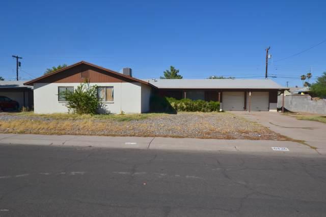 6426 W Colter Street, Glendale, AZ 85301 (MLS #5966216) :: Brett Tanner Home Selling Team