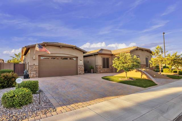 960 E Clovefield Street, Gilbert, AZ 85298 (MLS #5966218) :: CC & Co. Real Estate Team