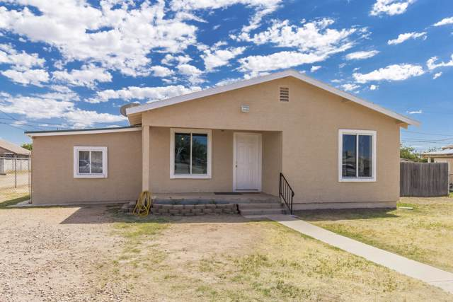 605 W Sunset Avenue, Coolidge, AZ 85128 (MLS #5966222) :: Yost Realty Group at RE/MAX Casa Grande
