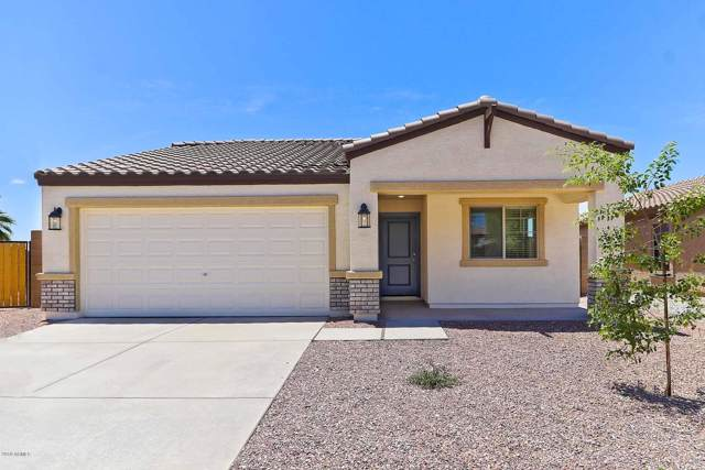 8928 S 253RD Avenue, Buckeye, AZ 85326 (MLS #5966229) :: CC & Co. Real Estate Team