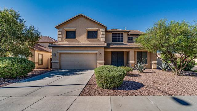 7862 W Salter Drive, Peoria, AZ 85382 (MLS #5966236) :: Riddle Realty Group - Keller Williams Arizona Realty