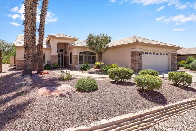 3051 N 160TH Avenue, Goodyear, AZ 85395 (MLS #5966242) :: Devor Real Estate Associates