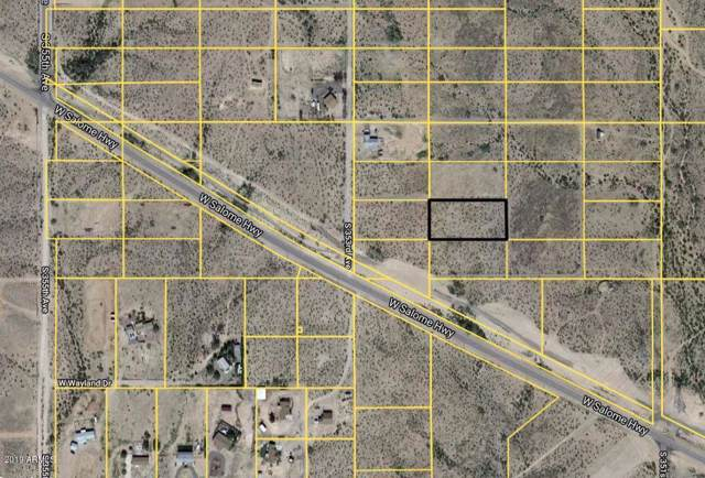 55XX S 353rd Avenue, Tonopah, AZ 85354 (MLS #5966303) :: Team Wilson Real Estate