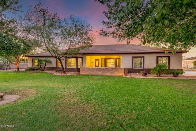 16421 S Greenfield Road, Gilbert, AZ 85295 (MLS #5966309) :: Arizona Home Group