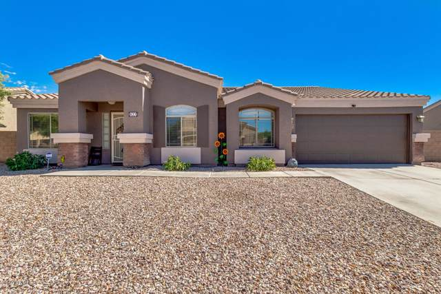637 E Black Diamond Drive, Casa Grande, AZ 85122 (MLS #5966329) :: Riddle Realty Group - Keller Williams Arizona Realty