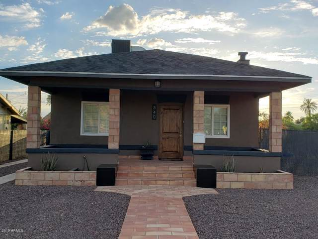340 N 17TH Avenue, Phoenix, AZ 85007 (MLS #5966334) :: Brett Tanner Home Selling Team