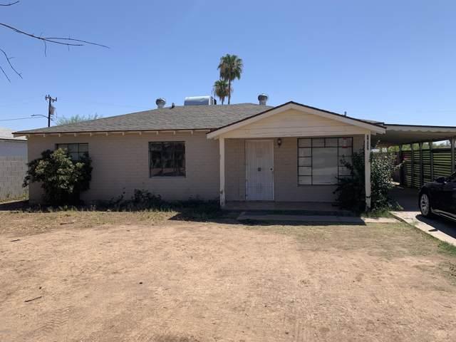 3437 N 21ST Drive, Phoenix, AZ 85015 (MLS #5966372) :: Yost Realty Group at RE/MAX Casa Grande