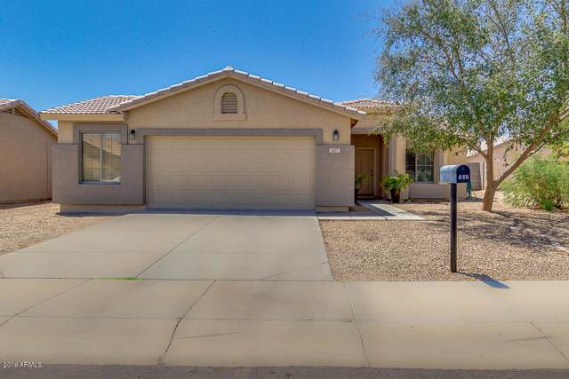 407 S Alva Street, Buckeye, AZ 85326 (MLS #5966374) :: Devor Real Estate Associates