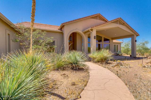 50 N Prospectors Road, Apache Junction, AZ 85119 (MLS #5966388) :: Riddle Realty Group - Keller Williams Arizona Realty