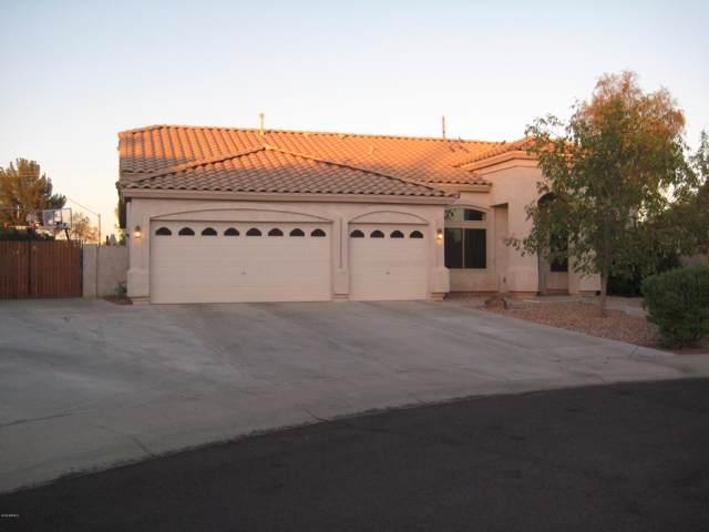6429 N 83RD Drive, Glendale, AZ 85305 (MLS #5966401) :: Brett Tanner Home Selling Team