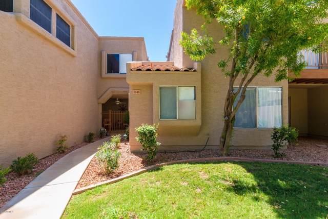 2834 S Extension Road #1045, Mesa, AZ 85210 (MLS #5966409) :: The C4 Group