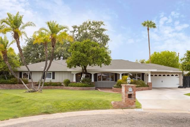 6030 E Calle Camelia, Scottsdale, AZ 85251 (MLS #5966410) :: The W Group