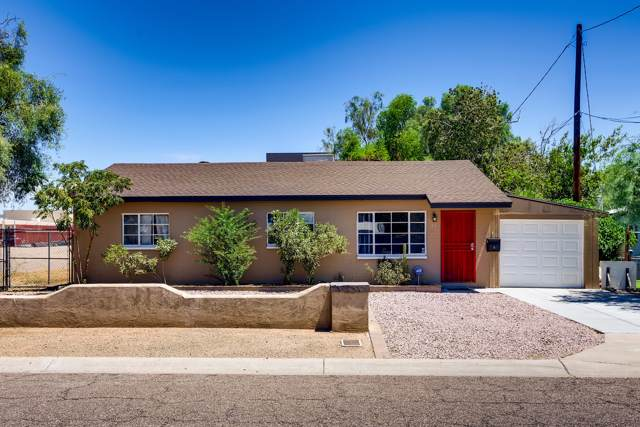 3923 N 15TH Street, Phoenix, AZ 85014 (MLS #5966411) :: Team Wilson Real Estate