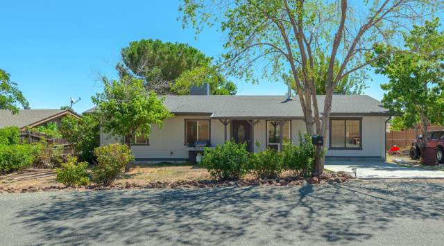 3401 N Castle Drive, Prescott Valley, AZ 86314 (MLS #5966433) :: Occasio Realty