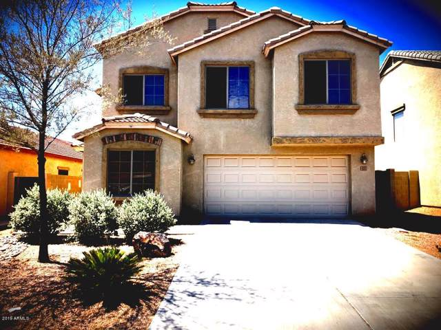 1223 W Desert Basin Drive, San Tan Valley, AZ 85143 (MLS #5966443) :: The C4 Group