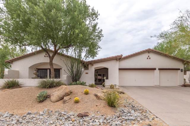 9122 E Calle De Las Brisas, Scottsdale, AZ 85255 (MLS #5966463) :: Team Wilson Real Estate