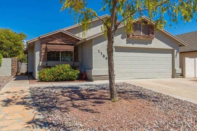 1189 N 86th Way, Scottsdale, AZ 85257 (MLS #5966484) :: Revelation Real Estate