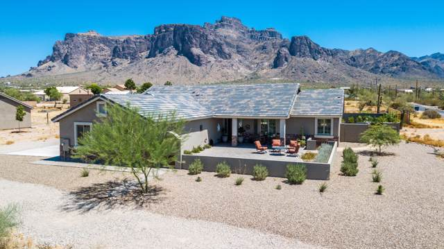 5104 E Roundup Street, Apache Junction, AZ 85119 (MLS #5966524) :: Riddle Realty Group - Keller Williams Arizona Realty