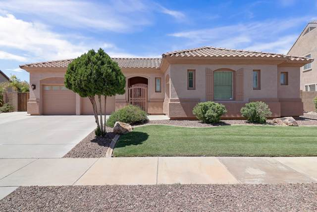 16846 W Jackson Street, Goodyear, AZ 85338 (MLS #5966525) :: CC & Co. Real Estate Team