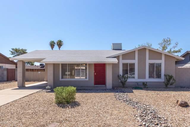 5619 W Michelle Drive, Glendale, AZ 85308 (MLS #5966536) :: CC & Co. Real Estate Team