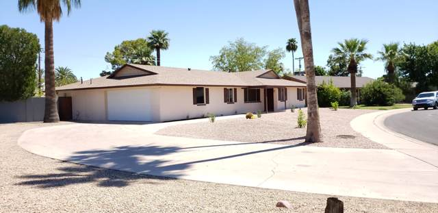 3231 N 82ND Place, Scottsdale, AZ 85251 (MLS #5966545) :: The C4 Group