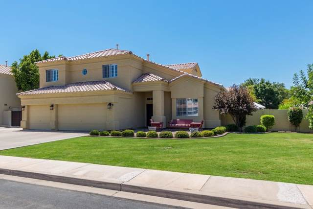 2957 E Fountain Street, Mesa, AZ 85213 (MLS #5966549) :: The C4 Group