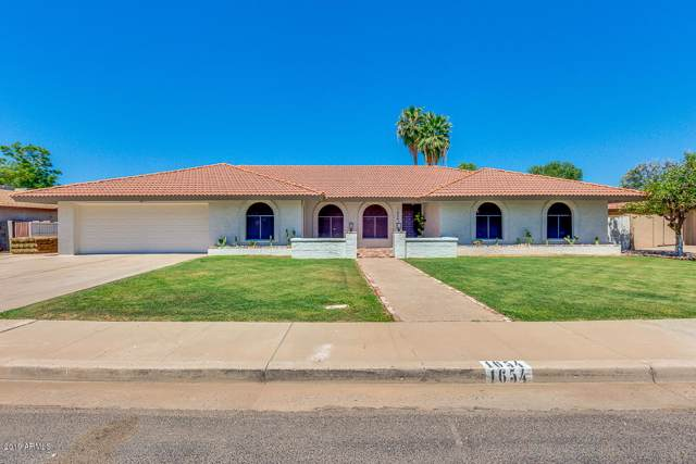 1654 E Glade Avenue, Mesa, AZ 85204 (MLS #5966555) :: The C4 Group