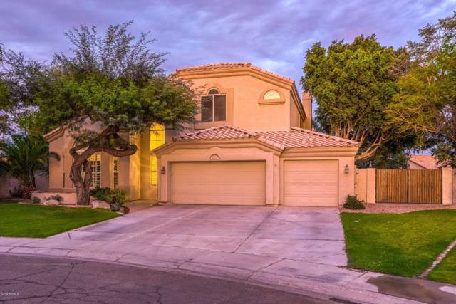 3121 S Pennington Drive, Chandler, AZ 85248 (MLS #5966563) :: The Daniel Montez Real Estate Group