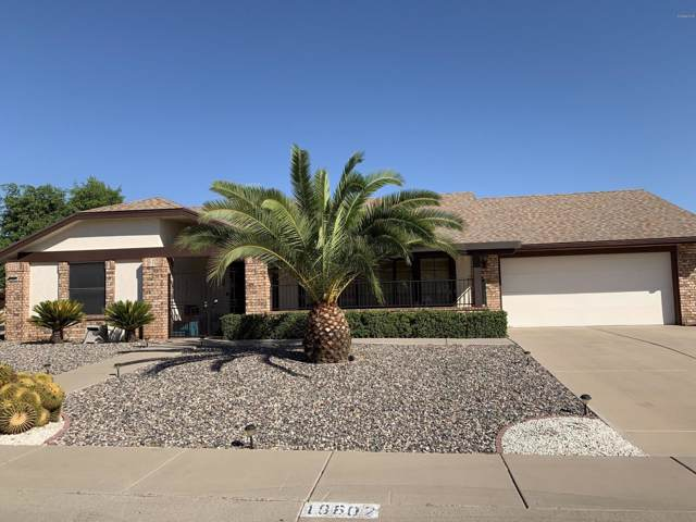 18602 N 138TH Avenue, Sun City West, AZ 85375 (MLS #5966564) :: Brett Tanner Home Selling Team