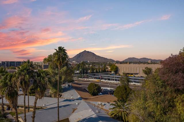 7300 E Earll Drive #3013, Scottsdale, AZ 85251 (MLS #5966572) :: The Daniel Montez Real Estate Group