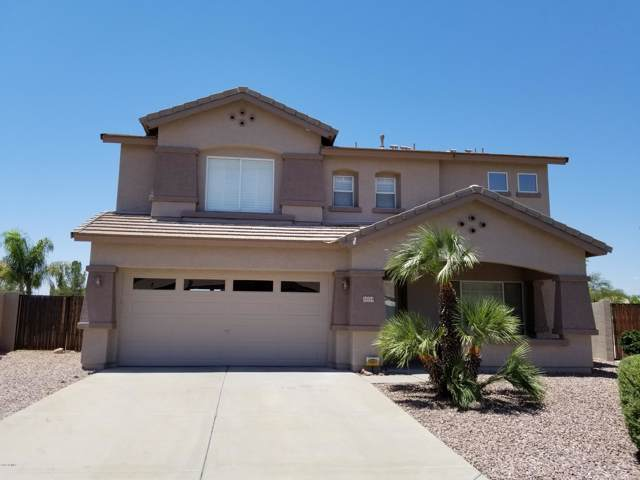 20214 N 84TH Avenue, Peoria, AZ 85382 (MLS #5966589) :: Kepple Real Estate Group