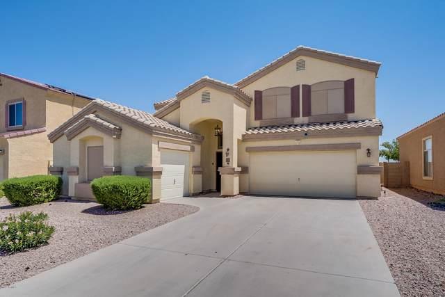 17651 N Avelino Drive, Maricopa, AZ 85138 (MLS #5966595) :: Riddle Realty Group - Keller Williams Arizona Realty
