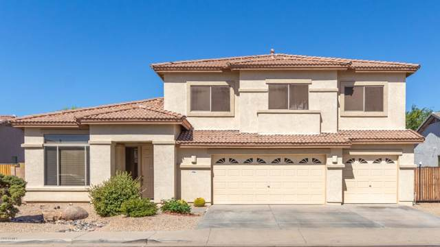 17984 N 168TH Avenue, Surprise, AZ 85374 (MLS #5966601) :: CC & Co. Real Estate Team
