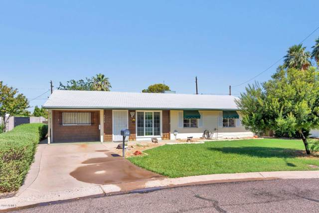 3924 E Meadowbrook Avenue, Phoenix, AZ 85018 (MLS #5966606) :: CC & Co. Real Estate Team
