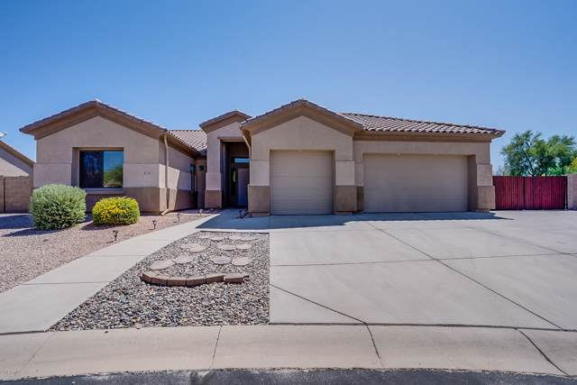 819 N Payton, Mesa, AZ 85207 (MLS #5966607) :: Lux Home Group at  Keller Williams Realty Phoenix