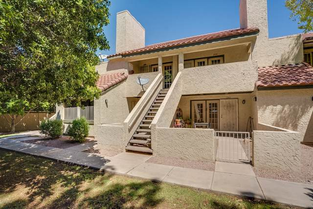 30 E Brown Road #2040, Mesa, AZ 85201 (MLS #5966621) :: Brett Tanner Home Selling Team