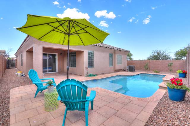 44753 W Woody Road, Maricopa, AZ 85139 (MLS #5966627) :: Team Wilson Real Estate