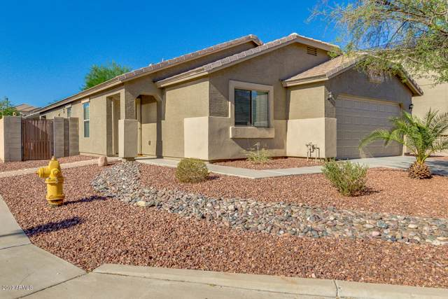24156 W Tonto Street, Buckeye, AZ 85326 (MLS #5966635) :: Devor Real Estate Associates