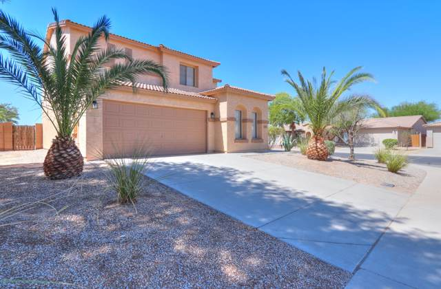 43969 W Colby Drive, Maricopa, AZ 85138 (MLS #5966636) :: Revelation Real Estate