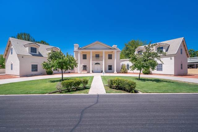 620 N Tamarisk Street, Chandler, AZ 85224 (MLS #5966647) :: Openshaw Real Estate Group in partnership with The Jesse Herfel Real Estate Group