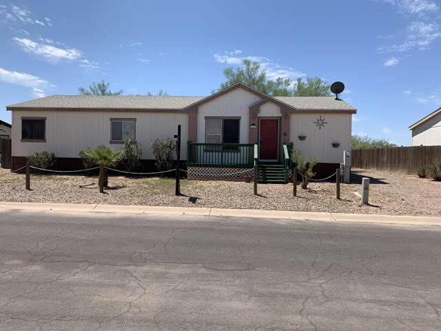 11549 W Stagecoach Road, Arizona City, AZ 85123 (MLS #5966653) :: Lux Home Group at  Keller Williams Realty Phoenix