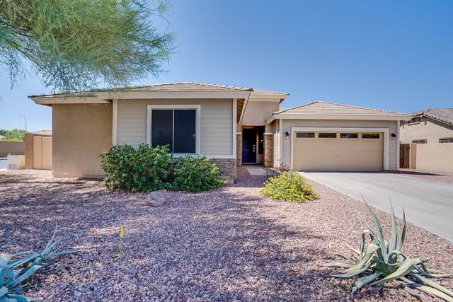 6658 S Garnet Way, Chandler, AZ 85249 (MLS #5966665) :: Openshaw Real Estate Group in partnership with The Jesse Herfel Real Estate Group