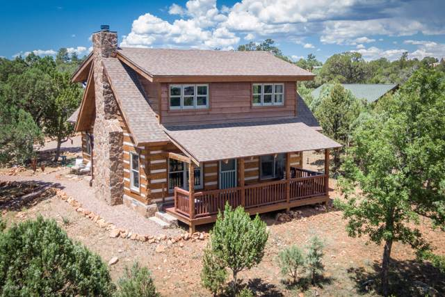1536 Low Mountain Trail, Heber, AZ 85928 (MLS #5966667) :: The Bill and Cindy Flowers Team