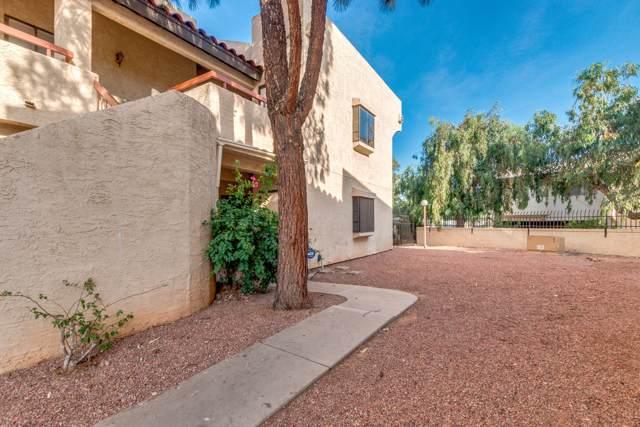 11666 N 28TH Drive #111, Phoenix, AZ 85029 (MLS #5966670) :: Riddle Realty Group - Keller Williams Arizona Realty
